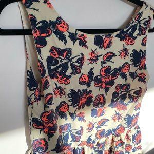 💥3 for $40 Vintage Loft 82 Floral Dress